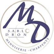Logo Michel Dron - Entreprise de menuiserie sur l'Ile de Ré