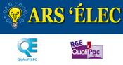 Logo Ars'Elec - Electricien sur l'Ile de Ré