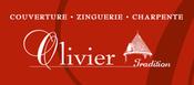 Logo Olivier Tradition - Entreprise charpente en bois Ile de Ré