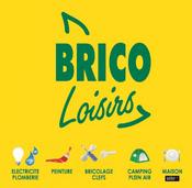 Logo Brico Loisirs - Magasin de bricolage sur l'Ile de Ré