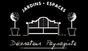 Logo Jardins Espaces - Décorateur Paysagiste sur l'Ile de Ré