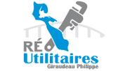 Logo Ré utilitaires - Garage utilitaire sur l'Ile de Ré
