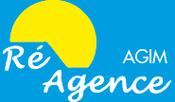 Logo Agim Ré Agence - Location maison de vacances sur l'Ile de Ré