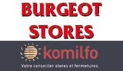 Logo Burgeot Stores - Vente de menuiseries extérieures