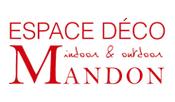Logo Espace Déco Mandon - Décoration d'intérieur sur l'Ile de Ré
