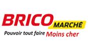 Logo Bricomarché - Magasin de bricolage sur l'Ile de Ré
