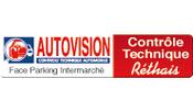 Logo Autovision - Contrôle technique sur l'Ile de Ré