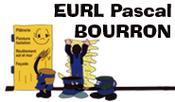 Logo Bourron Pascal - Plâtrerie sur l'Ile de Ré