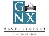 Logo Gnx Architecture - Cabinet d'architecte Ile de Ré