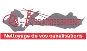 Logo Ré Assainissement - Nettoyage des canalisations Ile de Ré