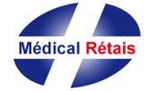 Logo Médical Retais - Vente et location de matériels médicaux Ile de Ré