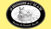 Logo La Savonnerie de l'Ile de Ré - Vente de savons artisanaux Ile de Ré